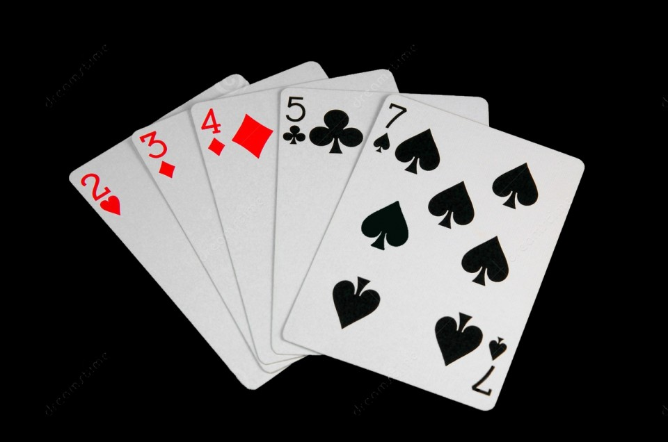 Комбинация лоу в покере