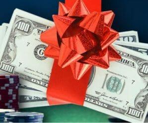 Бонус на первый депозит в покере