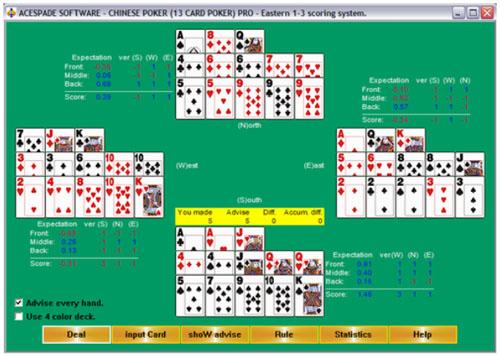 ананас китайский покер