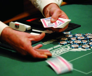 Правила раздачи карт в покере