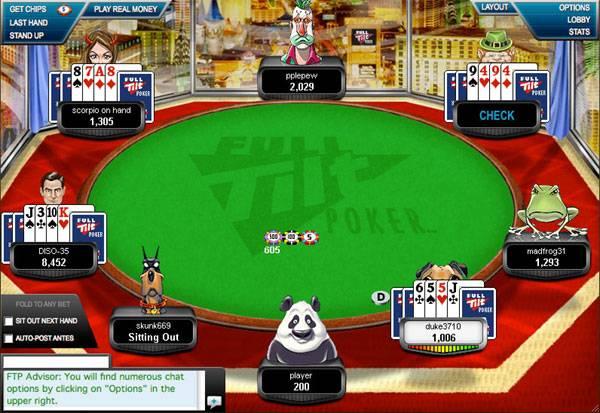 седьмая улица стад покера