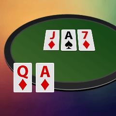 флеш дро в покере