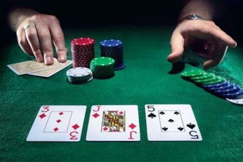 что такое флоп в покере