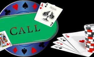 Что значит Колл в покере