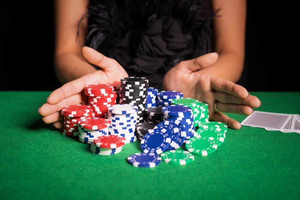 олын в покере