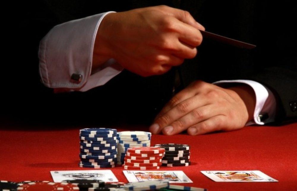 фолд в покере или колл
