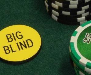 Малый и большой блайнд в покере