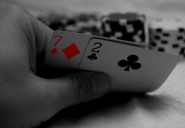 воздух в покере