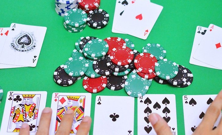 сплит в покере