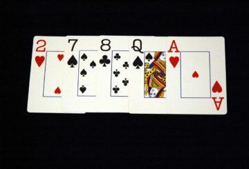 туз хай в покере