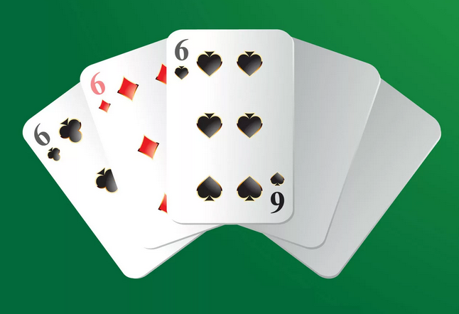 бланковая карта в покере