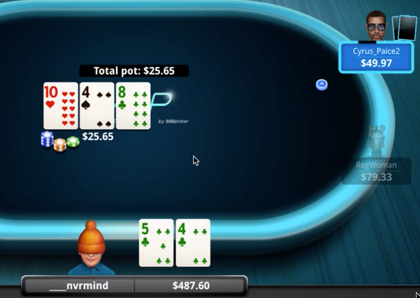 младшая пара в покере