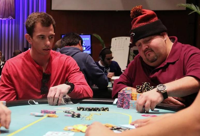 вор блайндов в покере