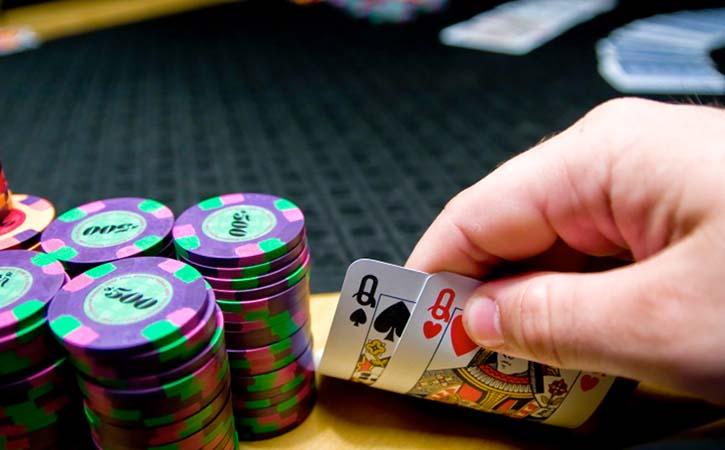 дамы блокеры в покере