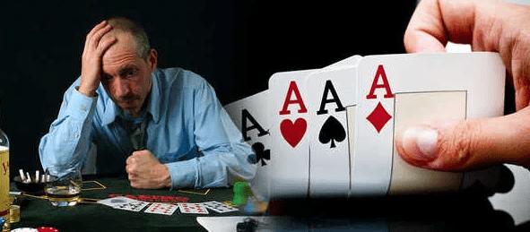 ошибки при игре в бесплатный турнир