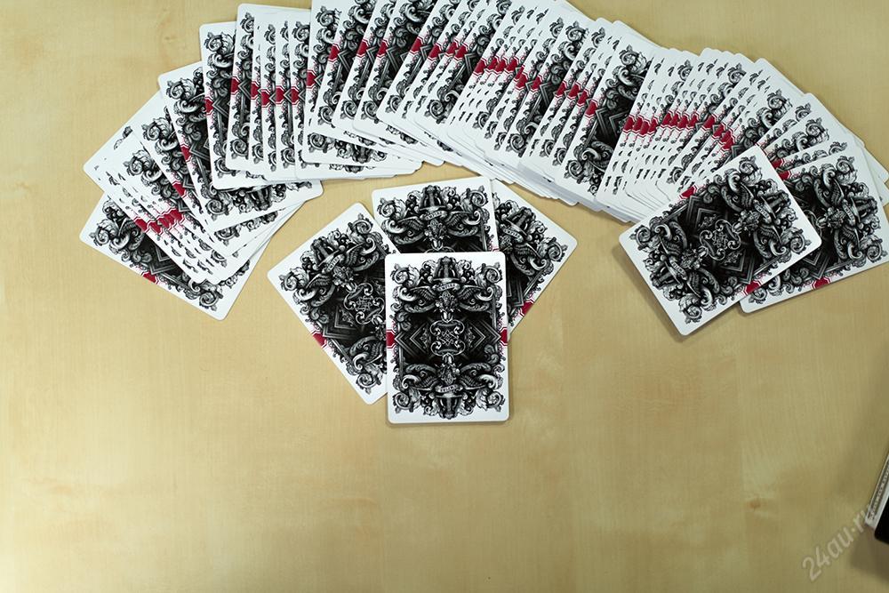 Колода карт в покере